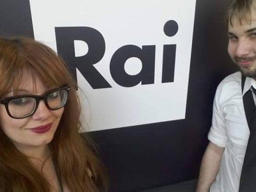 Giulia Segreti e Barone Mark Kheel, i due audiolettori da 20 milioni di visualizzazioni!