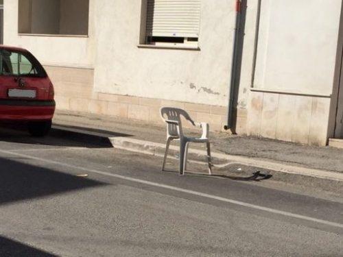 Porto San Giorgio: PARCHEGGIO FAI DA TE : MULTA FINO A 600 EURO