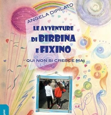 """Il Libro """"BIRBINA E FIXINO"""" ora diventa un grande AUDIOLIBRO!"""