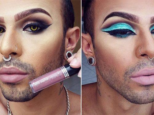 Arriva il make-up per gli uomini: il nuovo trend !!!!