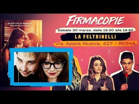After film, Giulia Segreti ha incontrato il cast