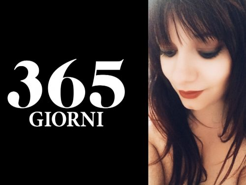 "GIULIA SEGRETI, VOICE OF ""LAURA"" IN THE BOOK OF 365 DAYS!"