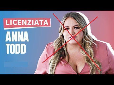 AFTER 3  | ANNA TODD LICENZIATA DAL FILM. ECCO PERCHE'!!